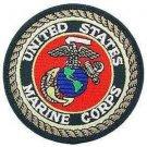 USMC United States Marine Corps Logo Patch