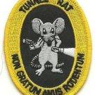 USMC Vietnem Tunnel Rat Non Gratus Rodentum Patch