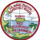 US Navy Roosevelt Roads Naval Air Station PR. Patch