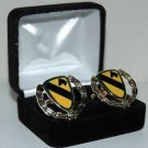 US Army 1st Cavalry Division Cuff Link