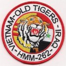USMC HMM-262 Medium Helicopter Squadron The Tigers of HMM-262 Patch