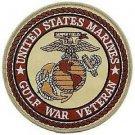 USMC Gulf War Veteran Desert Patch
