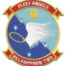US Navy Helicopter Combat Support Squadron 2 (HELSUPPRON 2) Patch