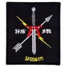 US Army Co A 1st Bn 1st SFG Operational Det Alpha SFG ODA-111 Patch