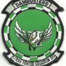 US Navy FA-18E Super Hornet FS Strike Fighter Squadron 195 (VFA-195) Dambusters