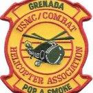 USMC Combat Helicopter Association Grenada Patch