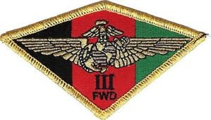 USMC 3rd MAW Marine Aircraft Wing Patch