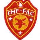 USMC Marine Corps FMF PAC Head Quarters HQ Military Patch Insignia