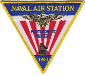 USMC NAS Patuxent River Naval Air Station Patch