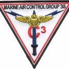 USMC MACG 38 Marine Air Control Group Patch