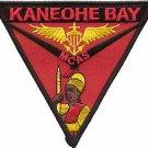 USMC MCAS CAS Kaneohe Bay Marine Corps Air Station Patch
