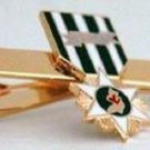 RVN Republic of Vietnam Mini Medal Tie Clip