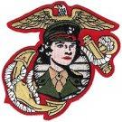 USMC Women Marines EGA Patch
