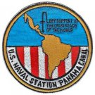 US Navy Naval Station Panama Canal Patch