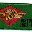 USMC Marine Corps 1962 -1975 Vietnam Patc