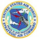 USAF Strategic Air Command Round Patch