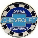 Chevy Logo Special Equipment Emblem Pin Pinback