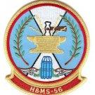 USMC H&MS 56 Headquarters and Maintenance Squadron Patch