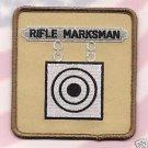 USMC Rifle Marksman Patch