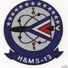 USMC H&MS-13 Headquarters & Maintenance Squadron Patch