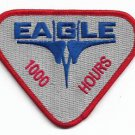 USAF F-15 1000 Hours Eagal Patch