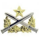 """US ARMY RANGER QUALIFIED 2"""" Badge Pin"""