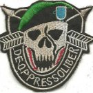 US Army Special Forces De Oppresso Liber Patch