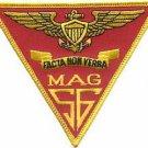 USMC MAG 56 Marine Aircraft Group Patch