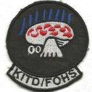 United States Military KITD FOHS Vietnam War Patch
