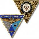 US Navy NAS Corpus Christi Challenge Coin
