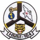 USMC HMM 164 Marine Medium Helicopter Squadron Military Patch