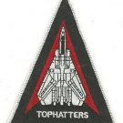 US Navy VFA-14 Tophatters Strike Fighter Squadron 14  Patch