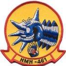 USMC HMH 461 Marine Heavy Helicopter Squadron Ironhorse Military Patch