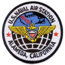 US Navy Naval Air Station Alamedia California Patch