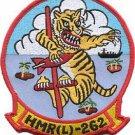 USMC HMRL-262 Marine Helicopter Transport Squadron (Light) Patch