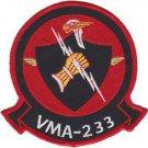 USMC VMA-233 Marine Attack Squadron Patch