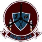 USMC HMM-164 Marine Medium Helicopter Squadron Military Patch