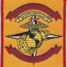 USMC 2nd Supply Battalion - 2nd Marine Logistics Group Patch
