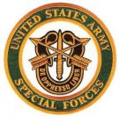 US Army Special Forces Insignia Patch