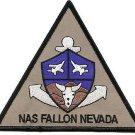 USMC NAS Fallon Naval Air Station Patch