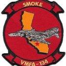USMC VMFA-134 Marine Fighter Attack Squadron Patch