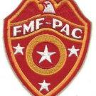 USMC WW2 WWII FMF-PAC Supply Shoulder Patch