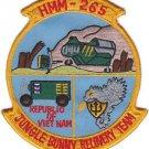 USMC HMM 265 Marine Medium Helicopter Squadron Recovery Team Patch