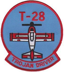 USMC T-28 TROJAN DRIVER Patch