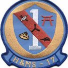 USMC HAMS-17 Headquarters and Maintenance Squadron Patch