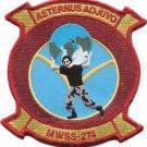 USMC MWSS-274 Marine Wing Service Squadron Ironmen Patch