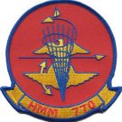 USMC HMM-770 Marine Medium Helicopter Squadron Patch