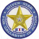 United States Silver Star Patch Patch Patch
