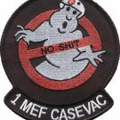 UUSMC 1st MEF Marine Expeditionary Force CASEVAC Patch