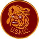 USMC Bulldog Patch
